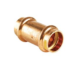 Conex B Press Gas - Straight Coupler
