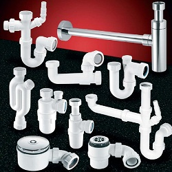 McAlpine Traps And Condensate Fittings