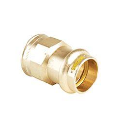 Conex B Press Gas Straight Connector