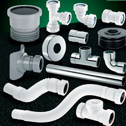 McAlpine Waste Pipe Fittings