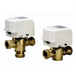 CH Flow Controls And Motorised Valves