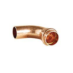 Conex B Press Gas 45° Elbow