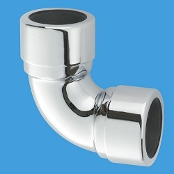 McAlpine Chrome Plated Brass Fittings