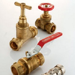 Water Control Valves