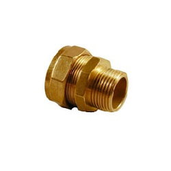 Compression Male and Female Fittings