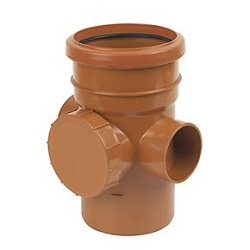 FloPlast Drainage Access Fittings