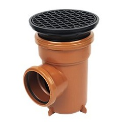 FloPlast Drainage Bottle Gully Traps