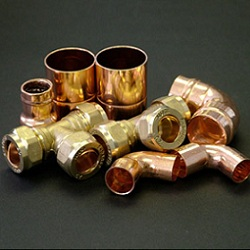 Water Pipes And Fittings