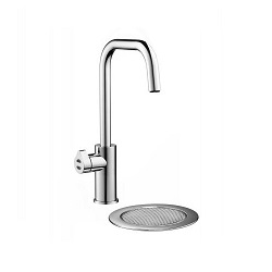 Zip HydroTap CUBE Brushed Chrome Tap