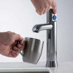 Zip HydroTap Industrial Side Touch Tap