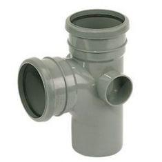 FloPlast SP190G 110mm Ring Seal 92.5° Branch Grey