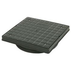 Floplast Underground Screw Down Cover And Frame