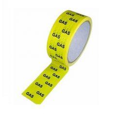 Gas Identification Tape