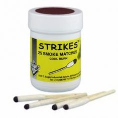 Hayes UK Strikes Smoke Matches Tub Of 25