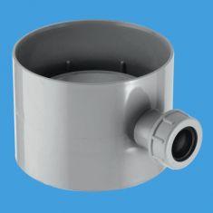 McAlpine CONTRAP2 125mm Condensation Trap