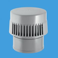 McAlpine VP100N Ventapipe 100 Air Admittance Valve Solvent Weld
