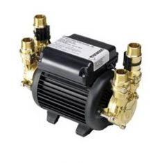 Stuart Turner 46417 Monsoon Standard 4.0 Bar Twin Positive Head Shower Pump