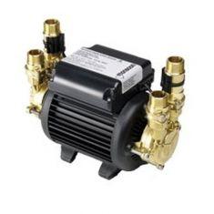 Stuart Turner 46506 Monsoon Standard 1.5 Bar Twin Positive Head Shower Pump