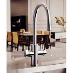 Zip HydroTap CELSIUS ARC MT2786UK Hot & Cold + Boiling Filtered Water Bright Chrome