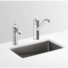 Zip HydroTap HT1724UK (BCH240/175G4) 4 In 1 Boiling & Chilled Water With Standard Hot & Cold Mixer Tap
