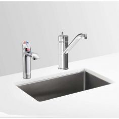 Zip HydroTap HT1731UK (BAH160G4) 4 In 1 Boiling & Ambient Water With Standard Hot & Cold Mixer Tap