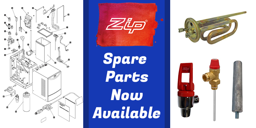 Zip Spare Parts